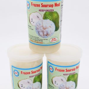 Frozen Soursop Meat